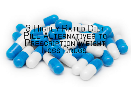 Alternatives to Prescription Weight Loss Drugs